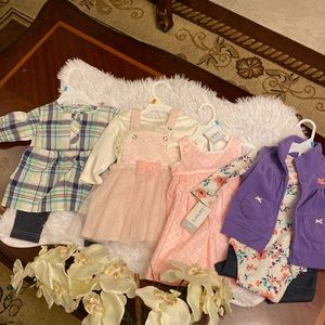 Baby girl cloths